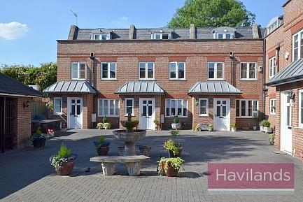 Havilands : Old Dairy Square