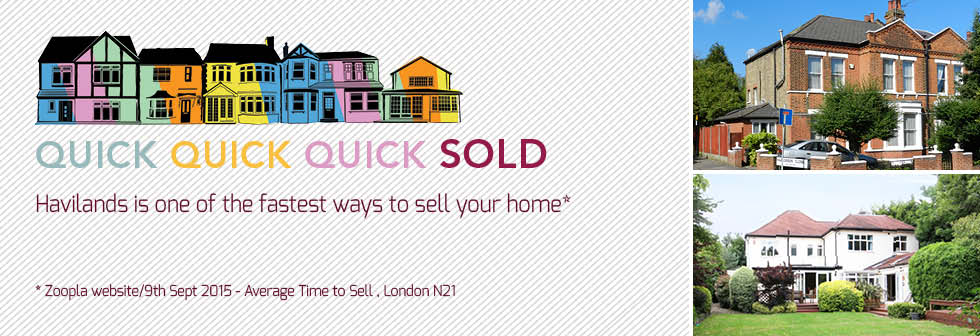 Havilands: Quick Quick Quick Sold